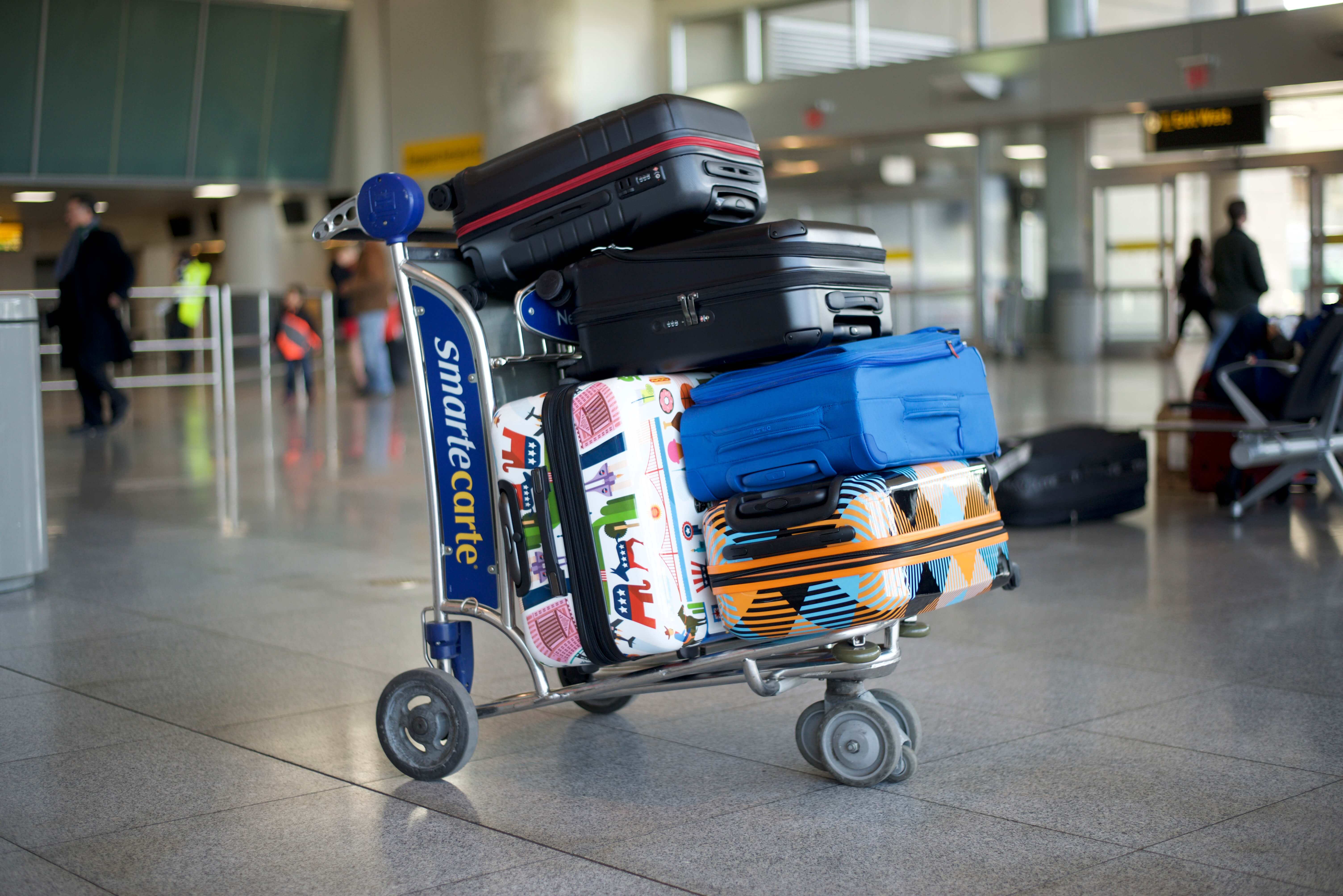 Carry On Luggage Size The Simple Guide To Carry On Size By Airline