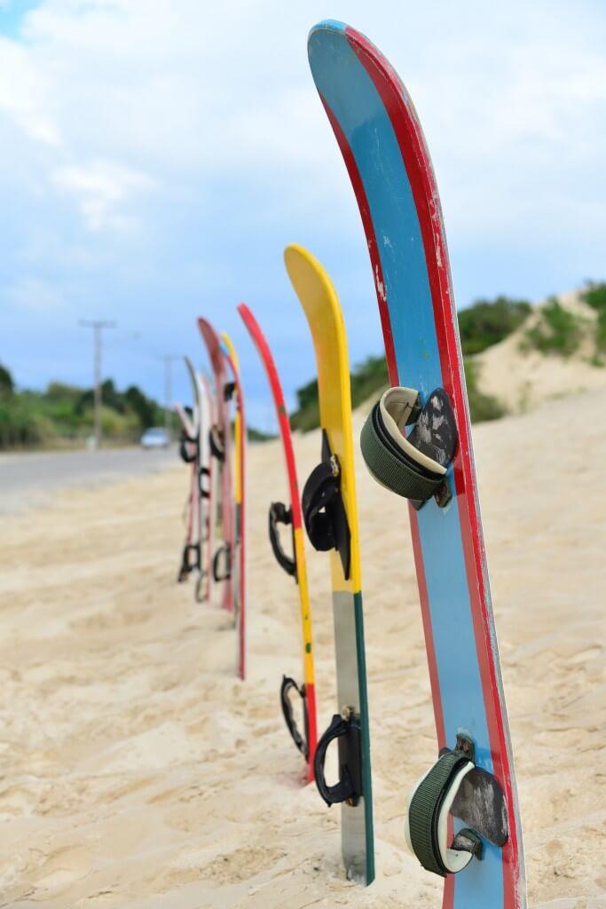 sandboards