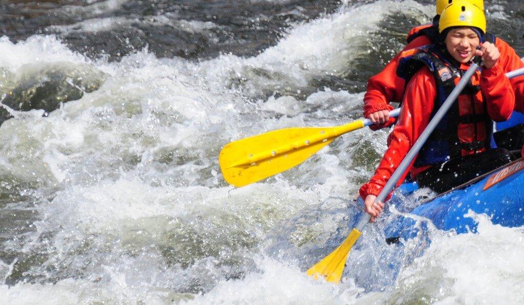 me paddling 2