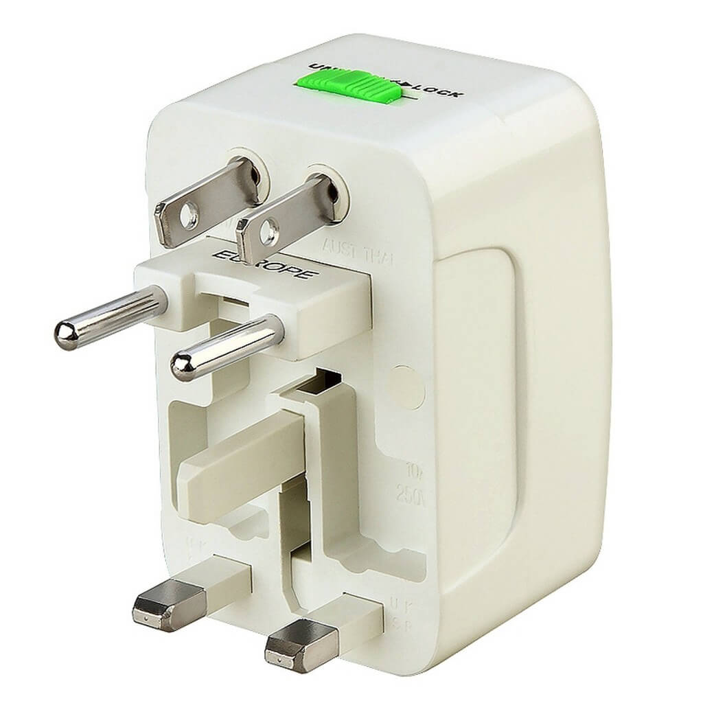 Travel Adapter Vs Converter What Is The Difference Between A Voltage Converter And An Adapter