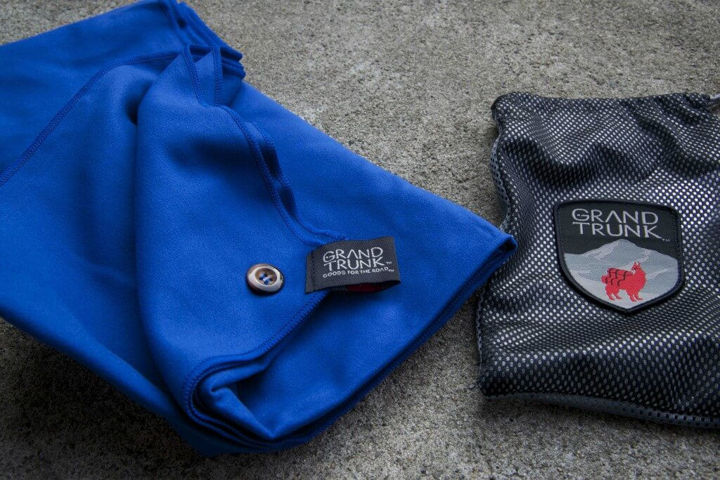 Grand Trunk Travel Towel review