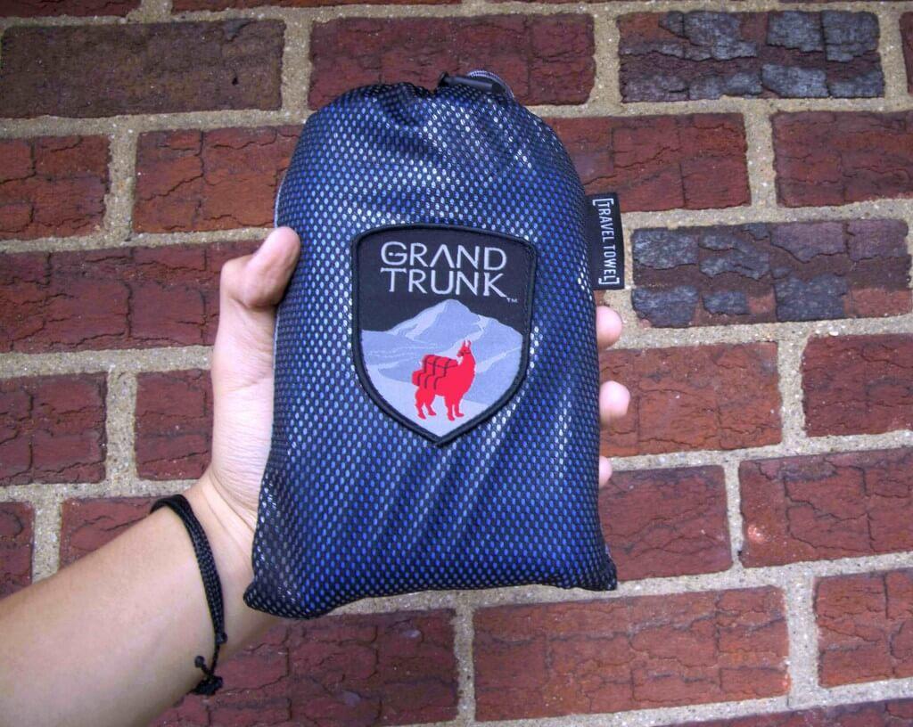 grand trunk travel microfiber towel review