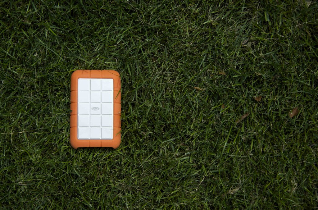 lacie rugged hard drive review