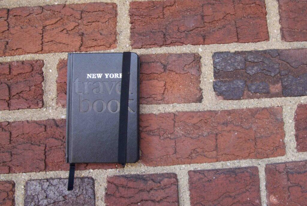 New York Travel Notebook