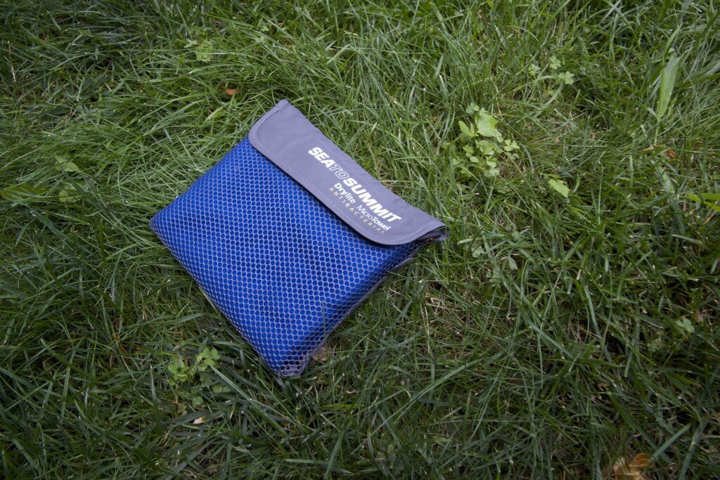 sea to summit travel towel review