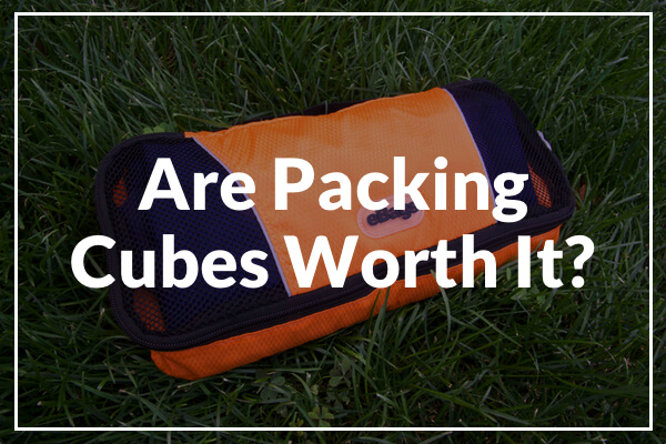 are packing cubes worth it?