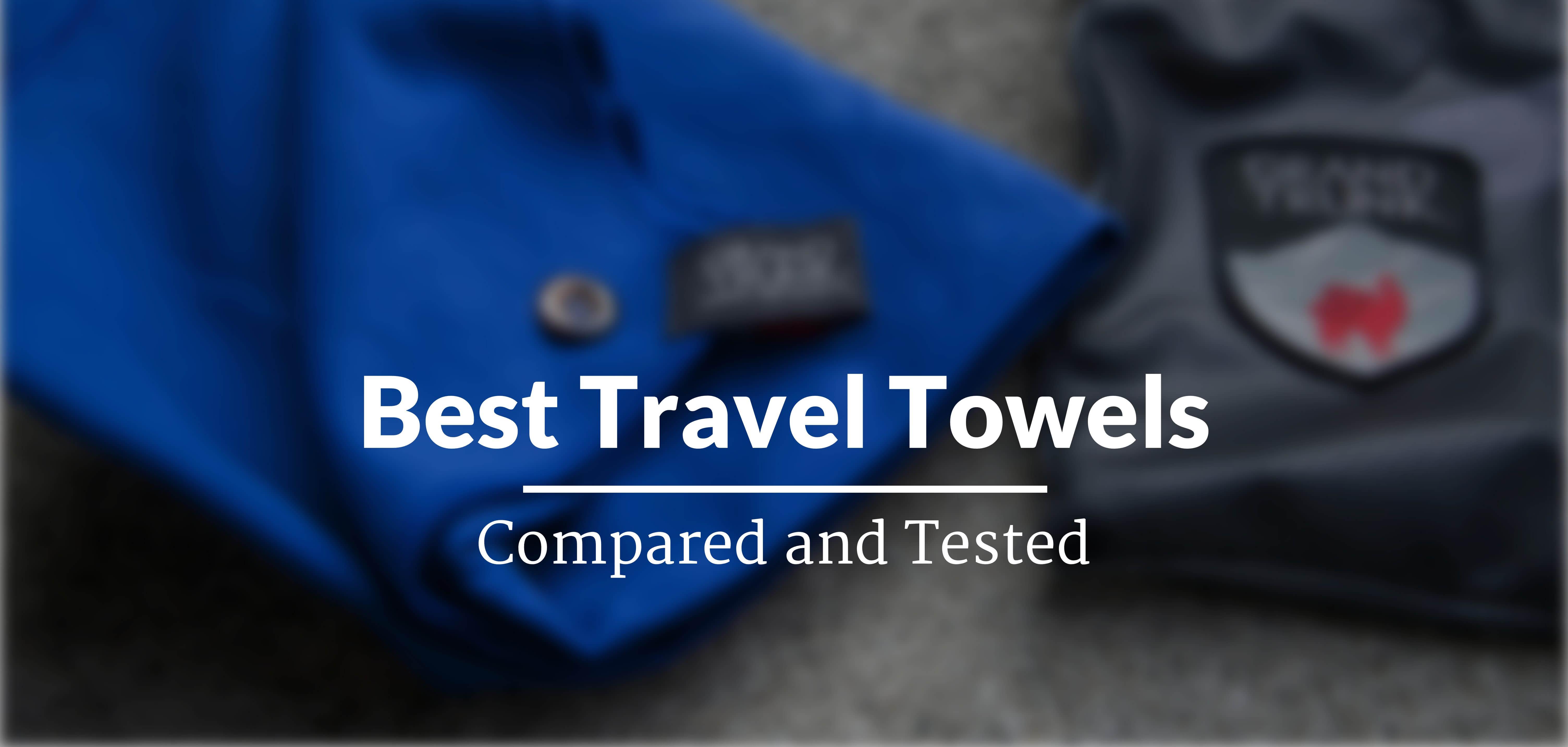 best travel towel