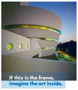 Guggenheim ad