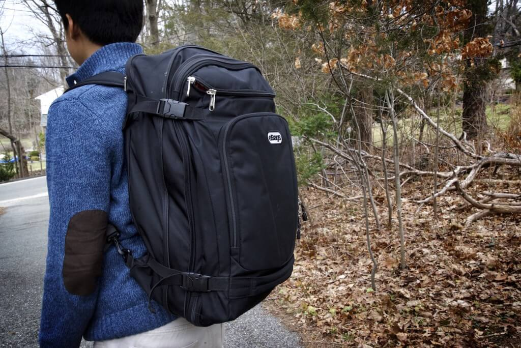 ebags mother lode backpack review