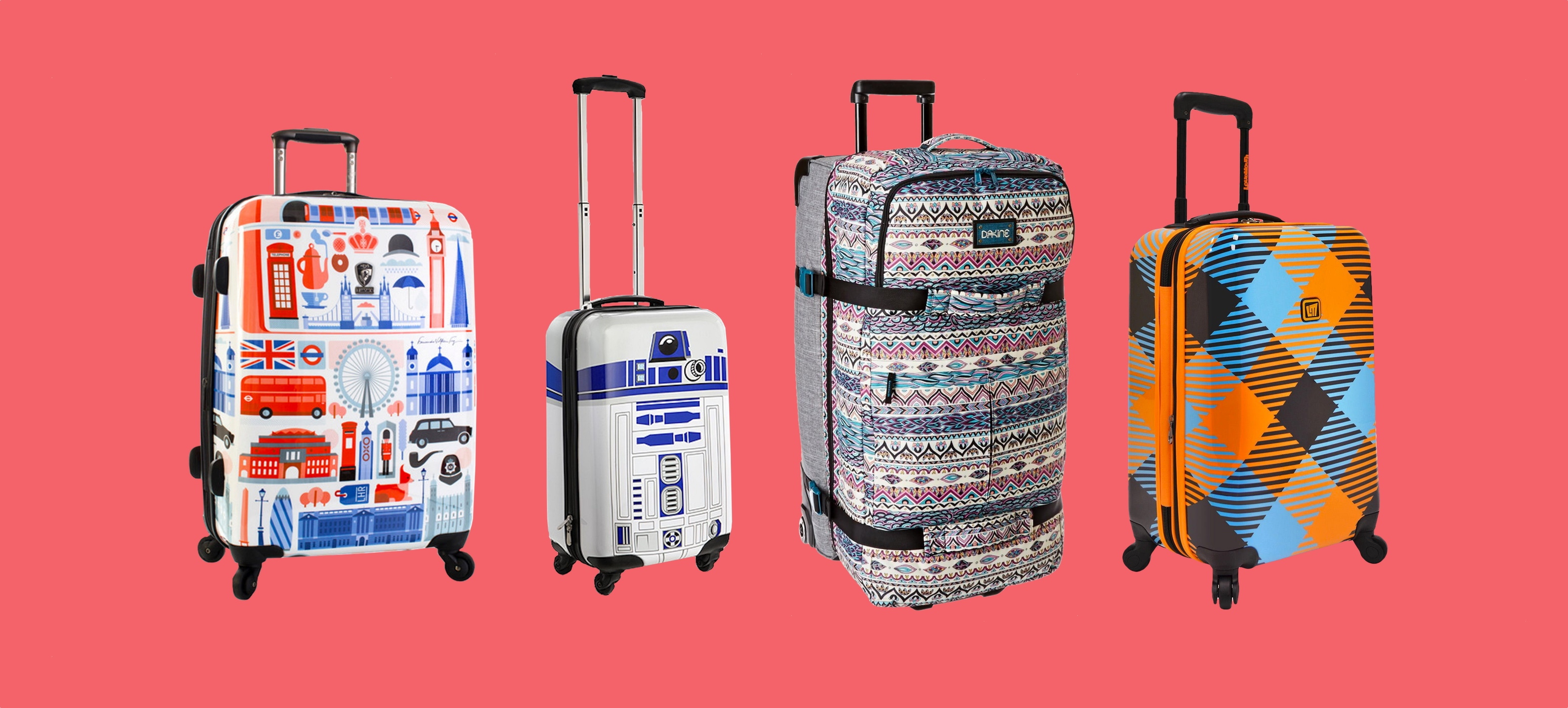 Luggage for Teens  10 Stylish Suitcases for Traveling Teens 810efb6240e00