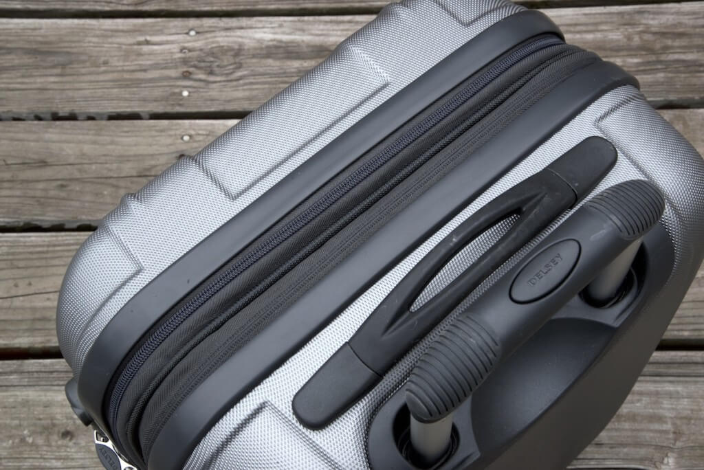 Delsey Luggage Helium Shadow 2.0 Review