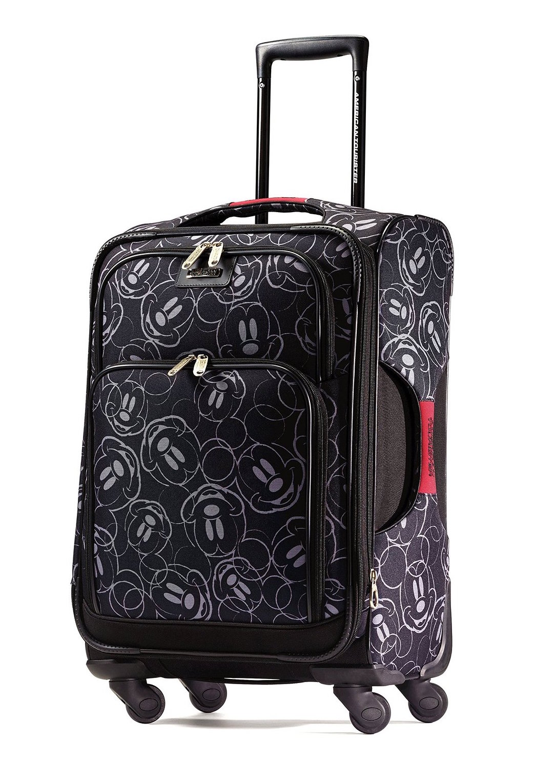 American Tourister Disney Mickey Mouse spinner carry-on luggage