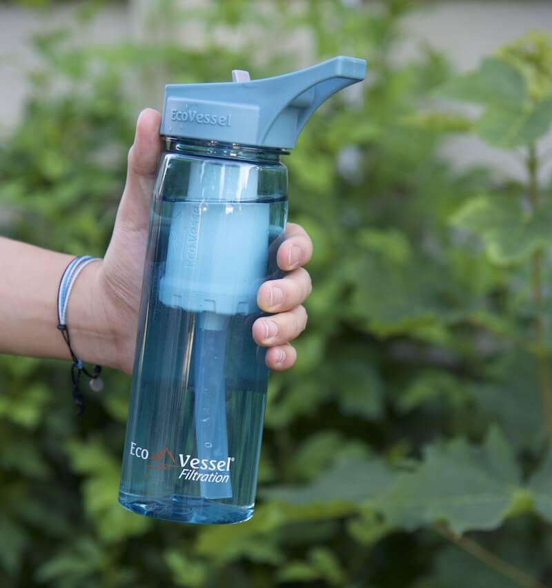 Eco Vessel Filtration Water Bottle Review