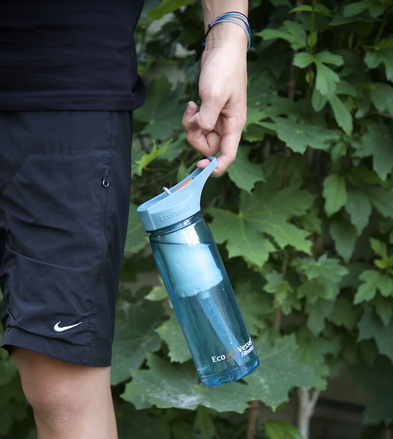 Eco Vessel bottle