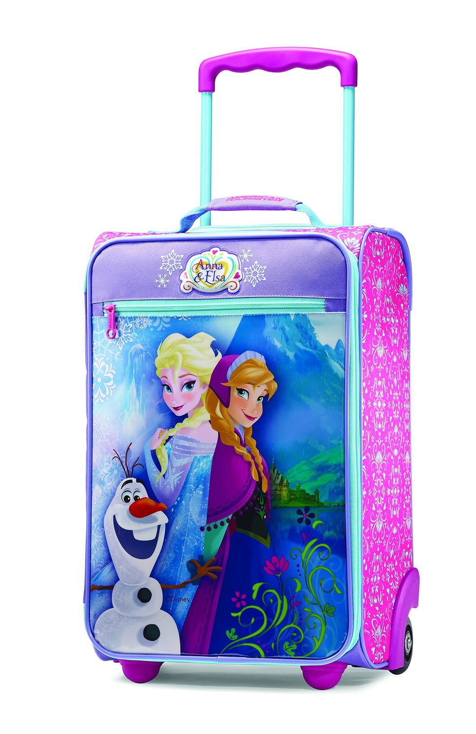Kids Suitcase For Girls Mc Luggage