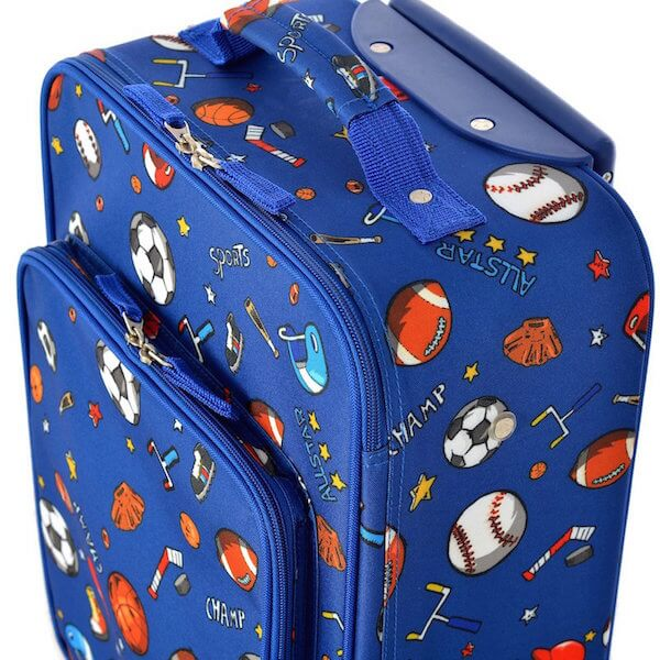 Olympia luggage for kids