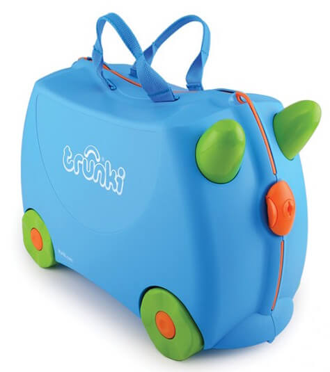 Kids Luggage: 10 Best and Cutest Rolling Luggage for Kids
