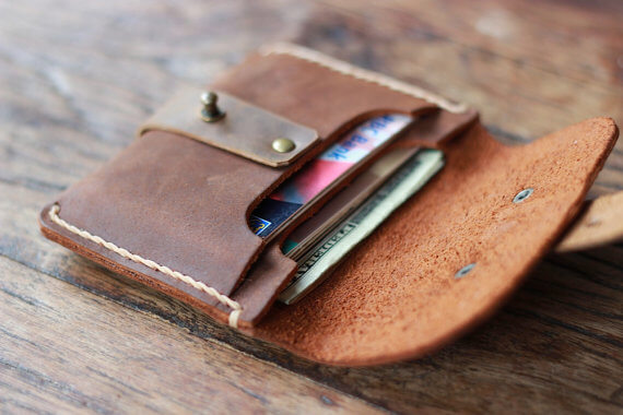 Treasure Chest wallet