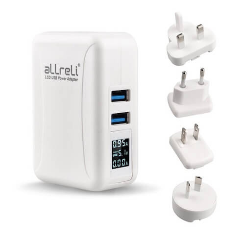 aLLreLi Portable USB Wall Charger Review