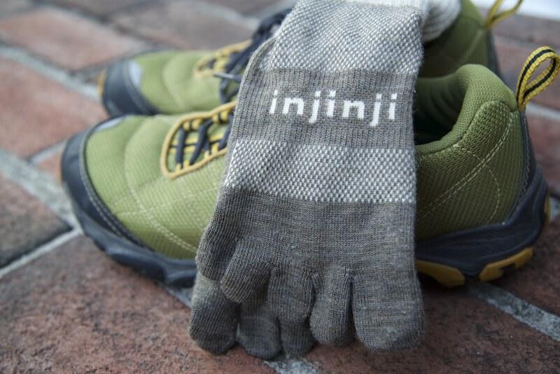 Injinji Hiking socks