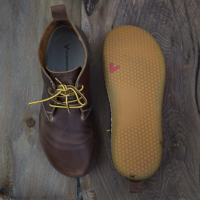 Sole of the Vivobarefoot Gobi II