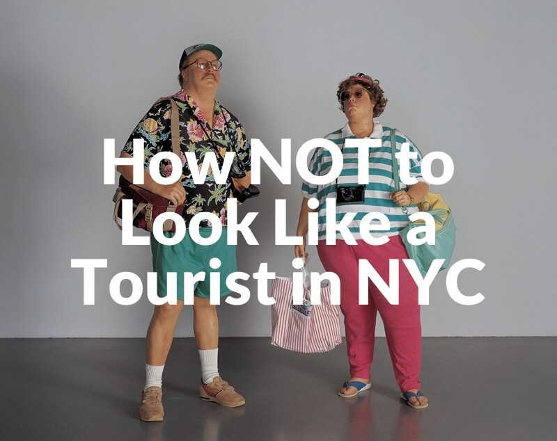 how to produce like tourist