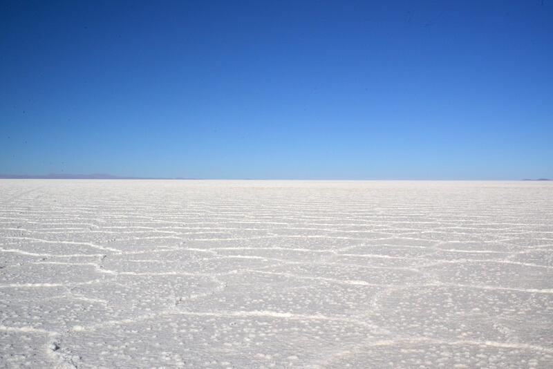 salt flat small