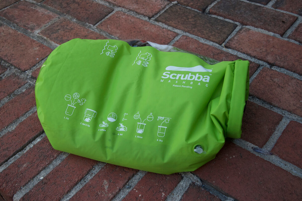 Scrubba Review A Must Have Travel Accessory Thither