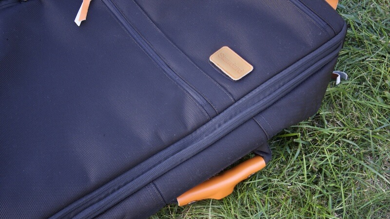 Standard Luggage Co. Carry-on Backpack Travel Bag Review