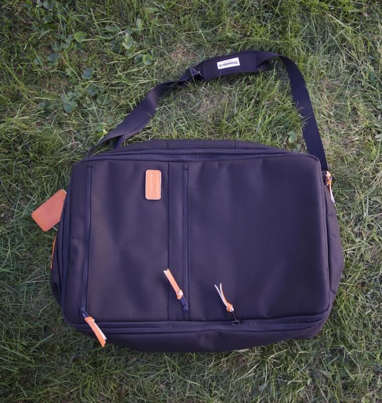Shoulder bag strap