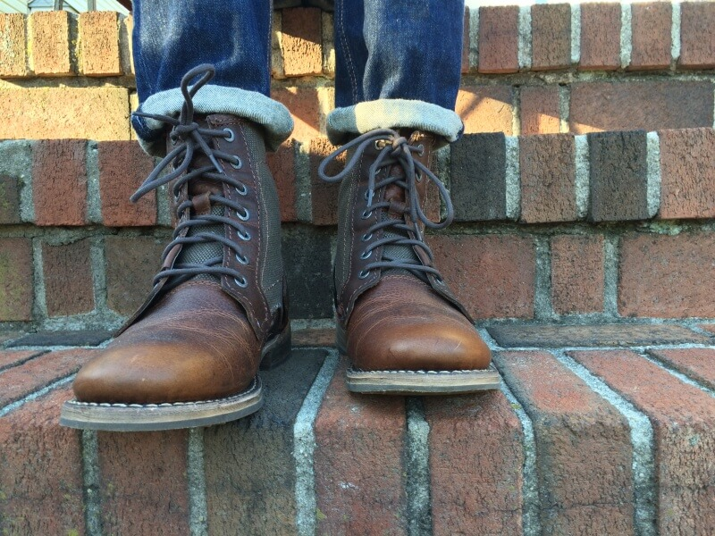 Abe Canvas boots