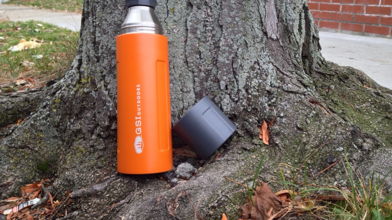 GSI Outdoors Glacier Stainless Vacuum Bottle Review