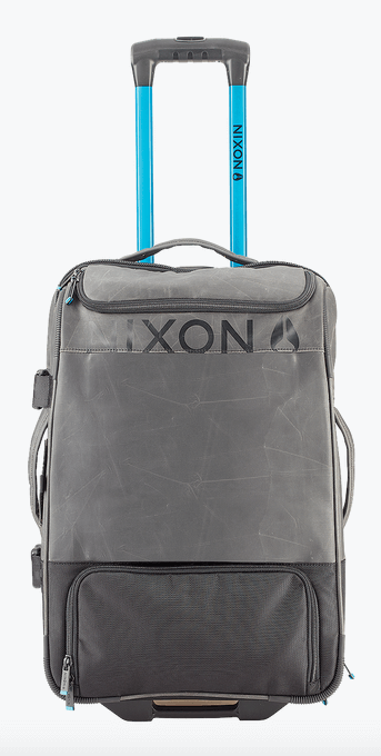 Nixon Weekender Carry On Roller Bag