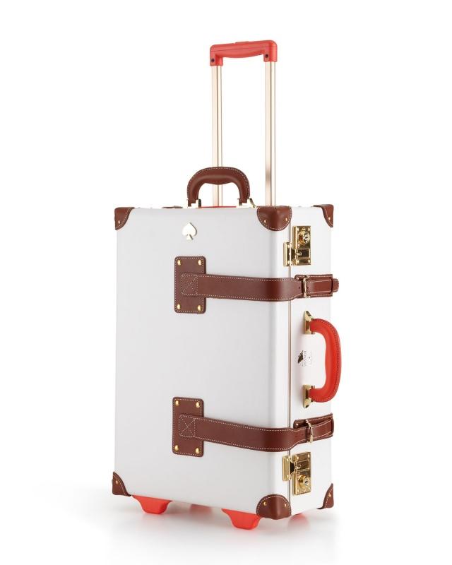 Tämä tyylikäs matkatavarat Kate Spade on vuosikerta suunnittelu ja tehdään  kuten rintaan Kate Spade ikoninen muotoilu. 675ec2f98a
