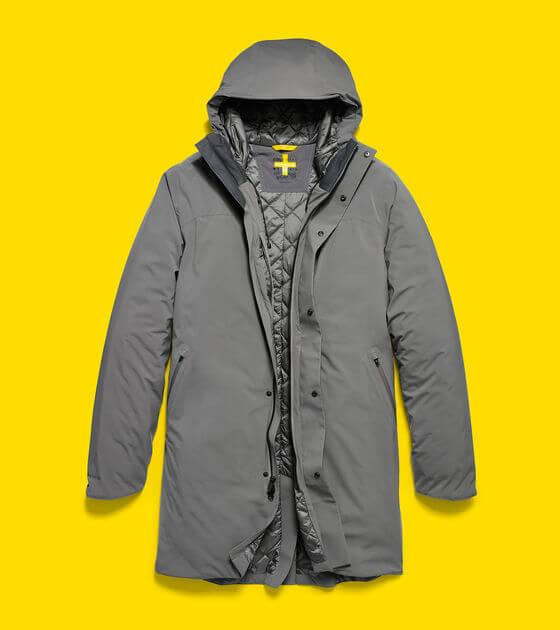 ZerøGrand Trench Coat ($475)