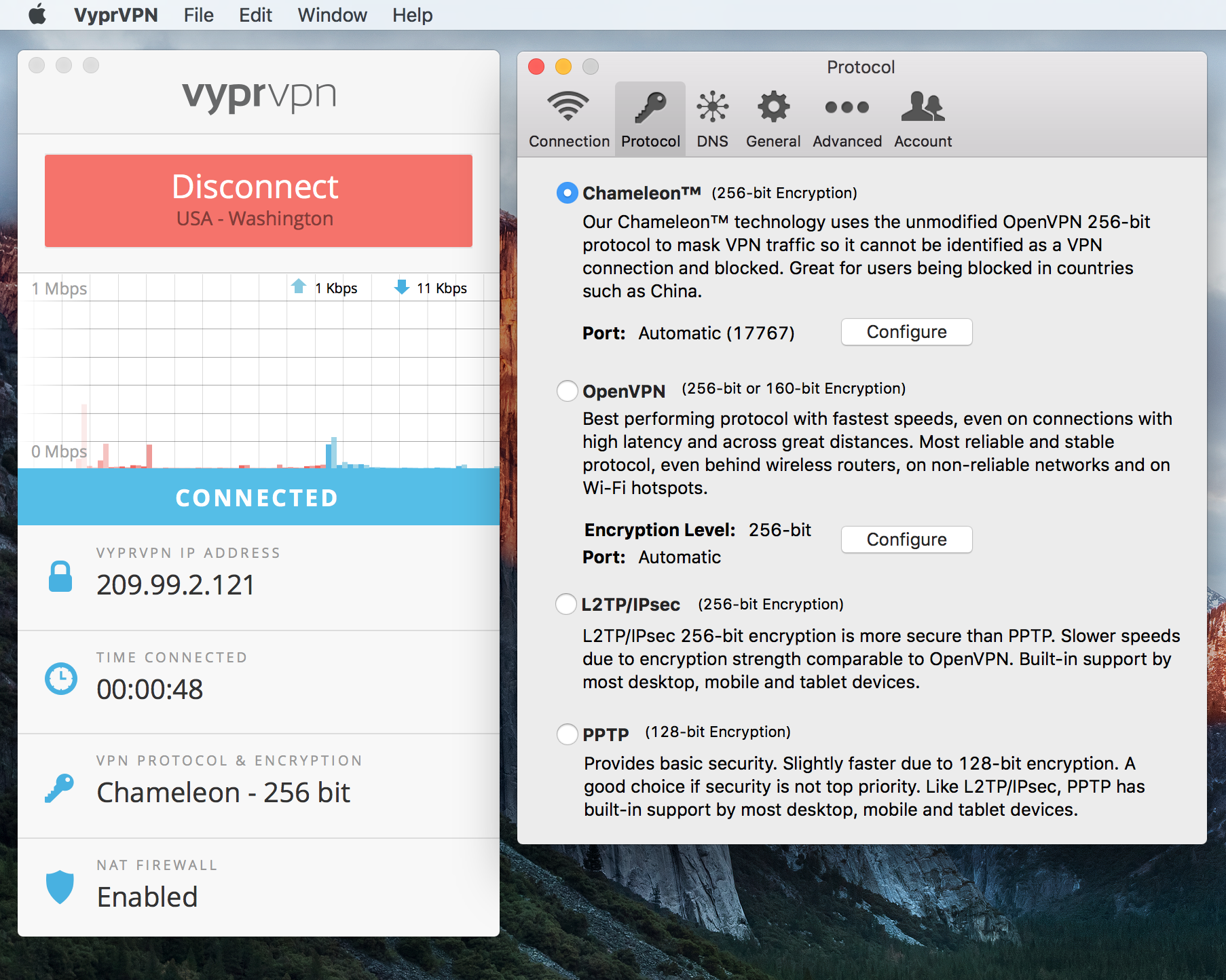 Windows 10 setting up a vpn