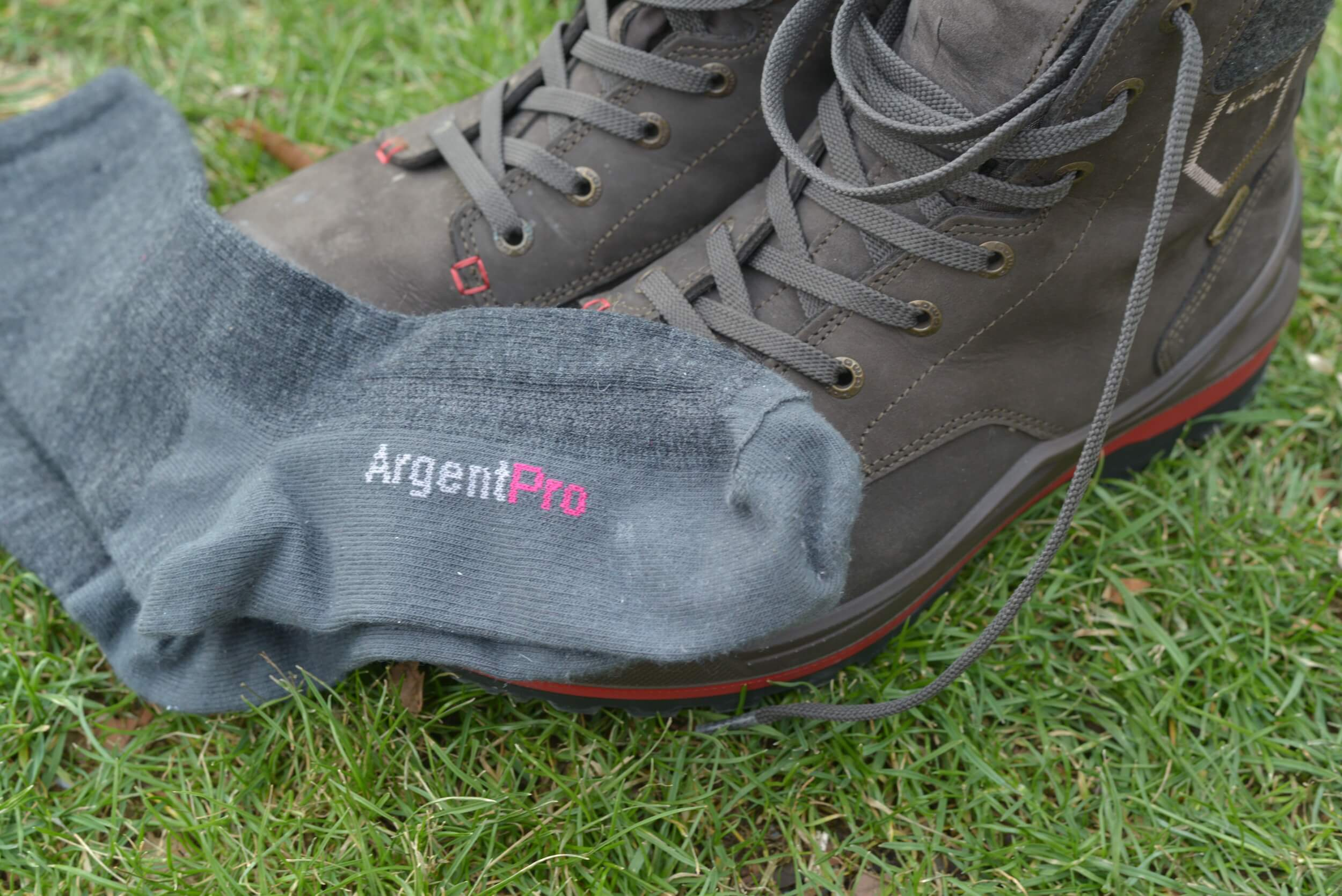 ArgentPro socks review