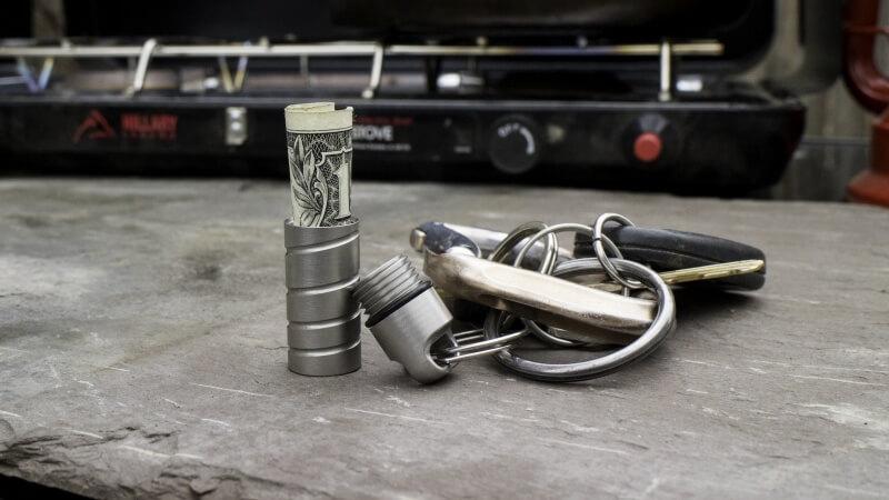 Key Safe, The Tin Mill