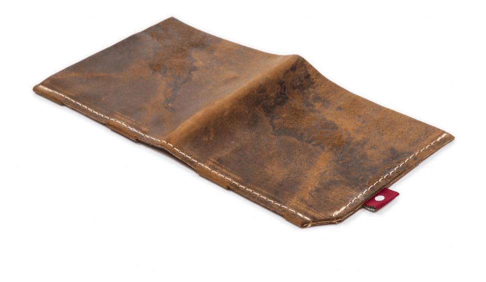 Exterior of the Oliberte Broka wallet