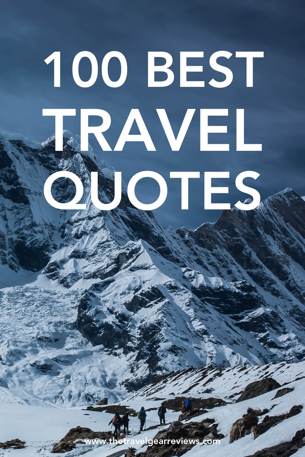 Best Inspiring Travel Quotes