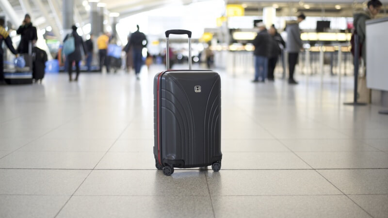 Hedgren Traction Carry-on Spinner Luggage Review