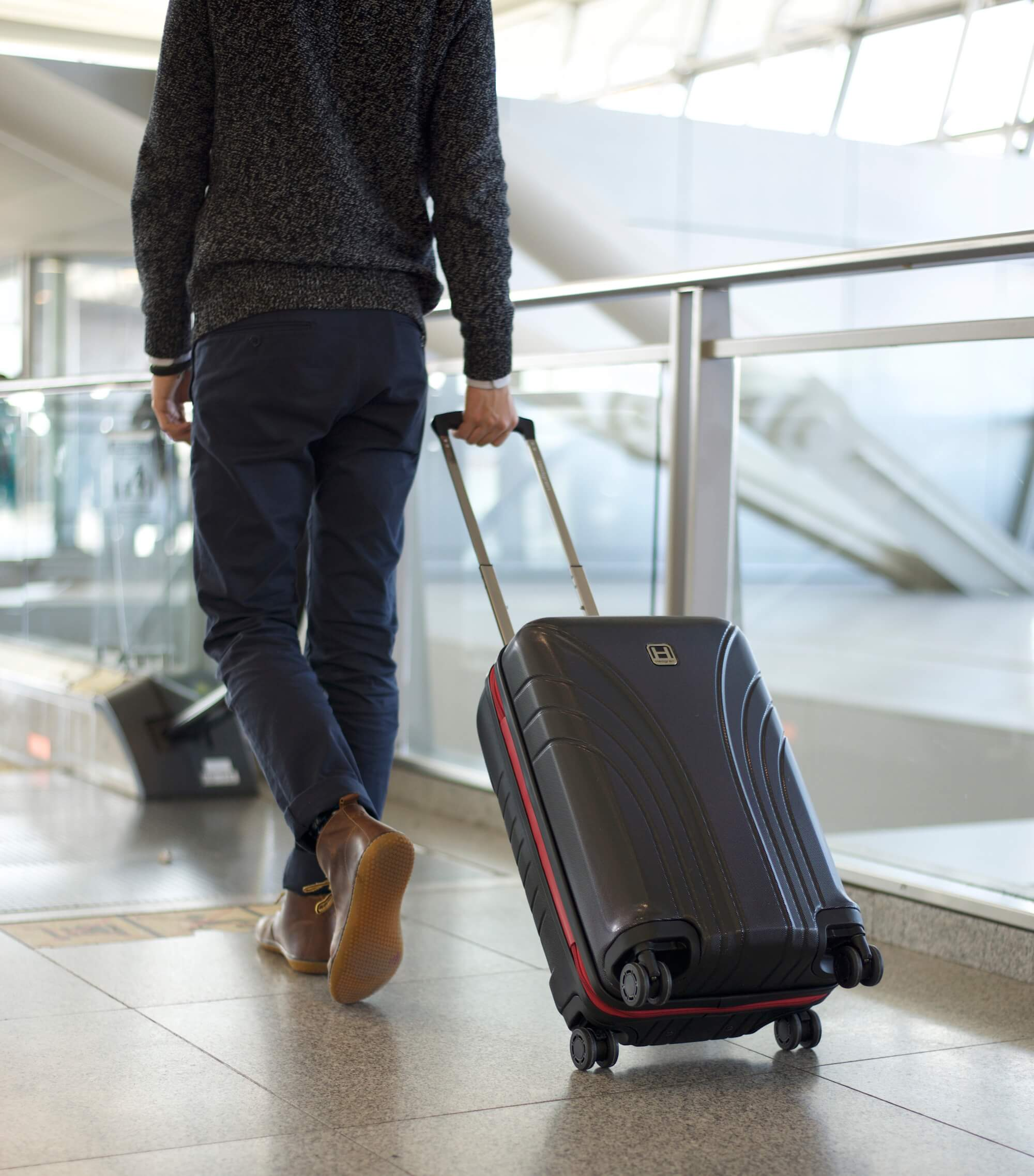 Hedgren Luggage Review
