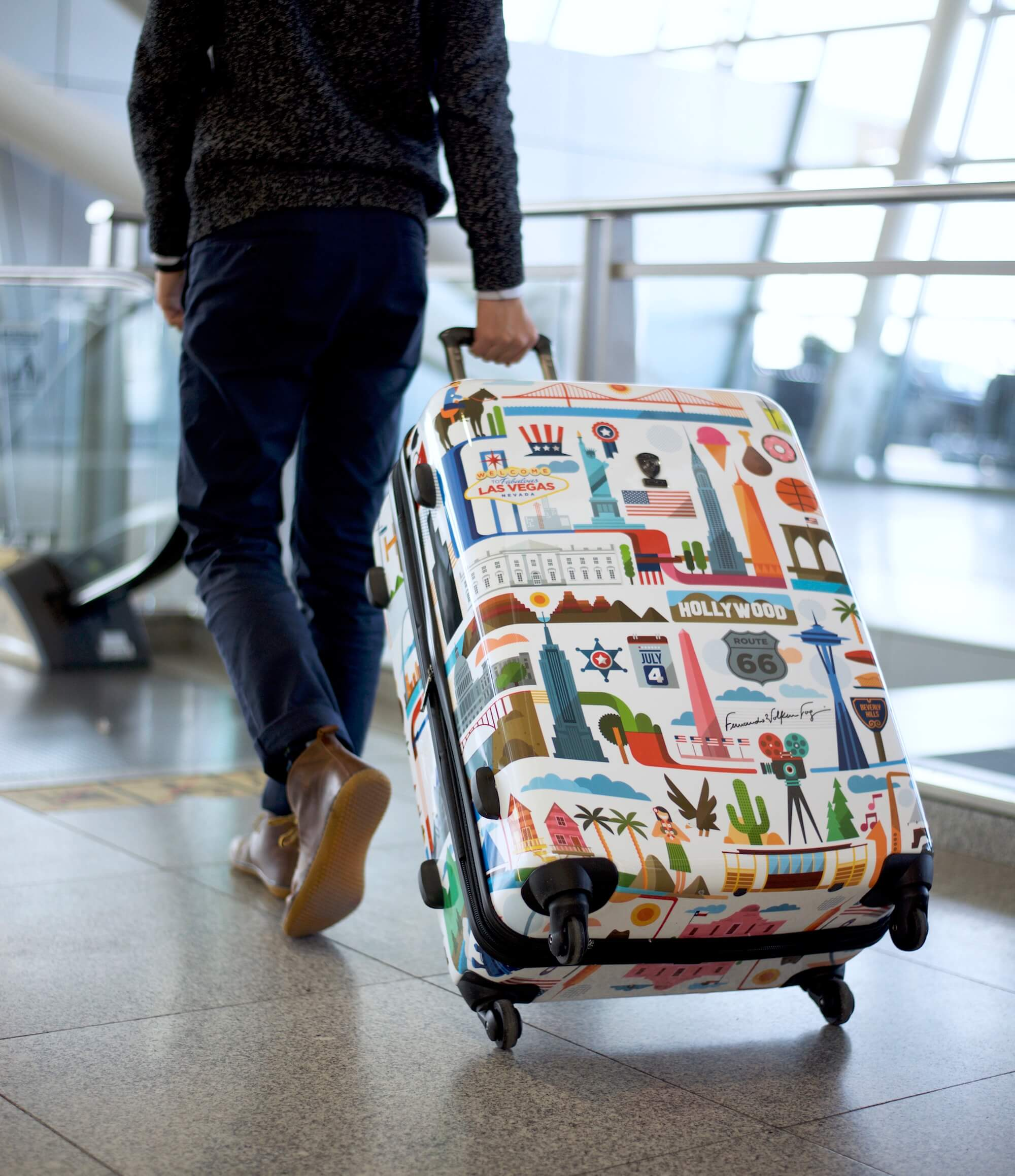 Heys Luggage Review