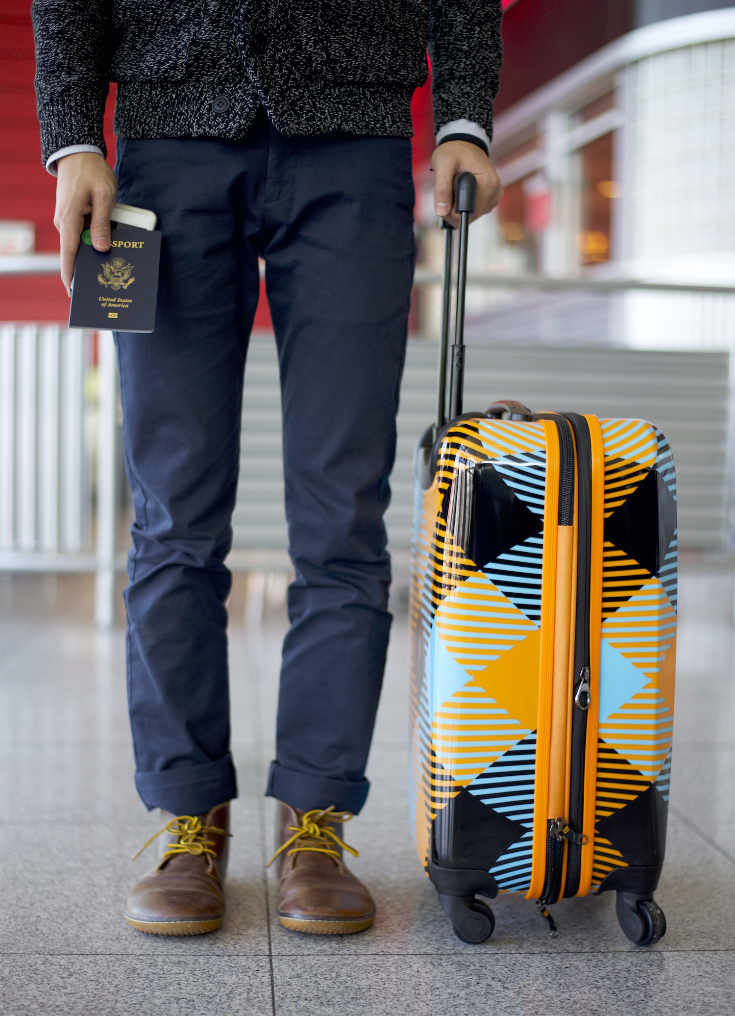 Loudmouth luggage review