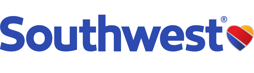Southwest Airlines' logo since 2014