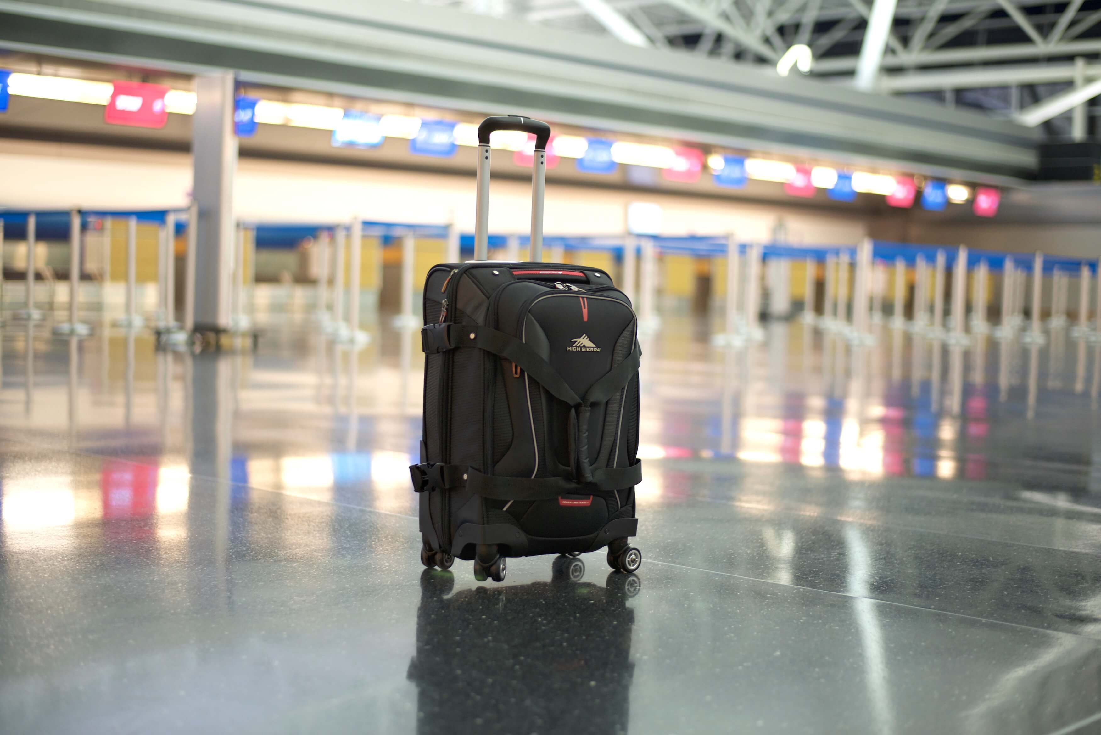 High Sierra AT7 Carry-On Spinner Duffel Review