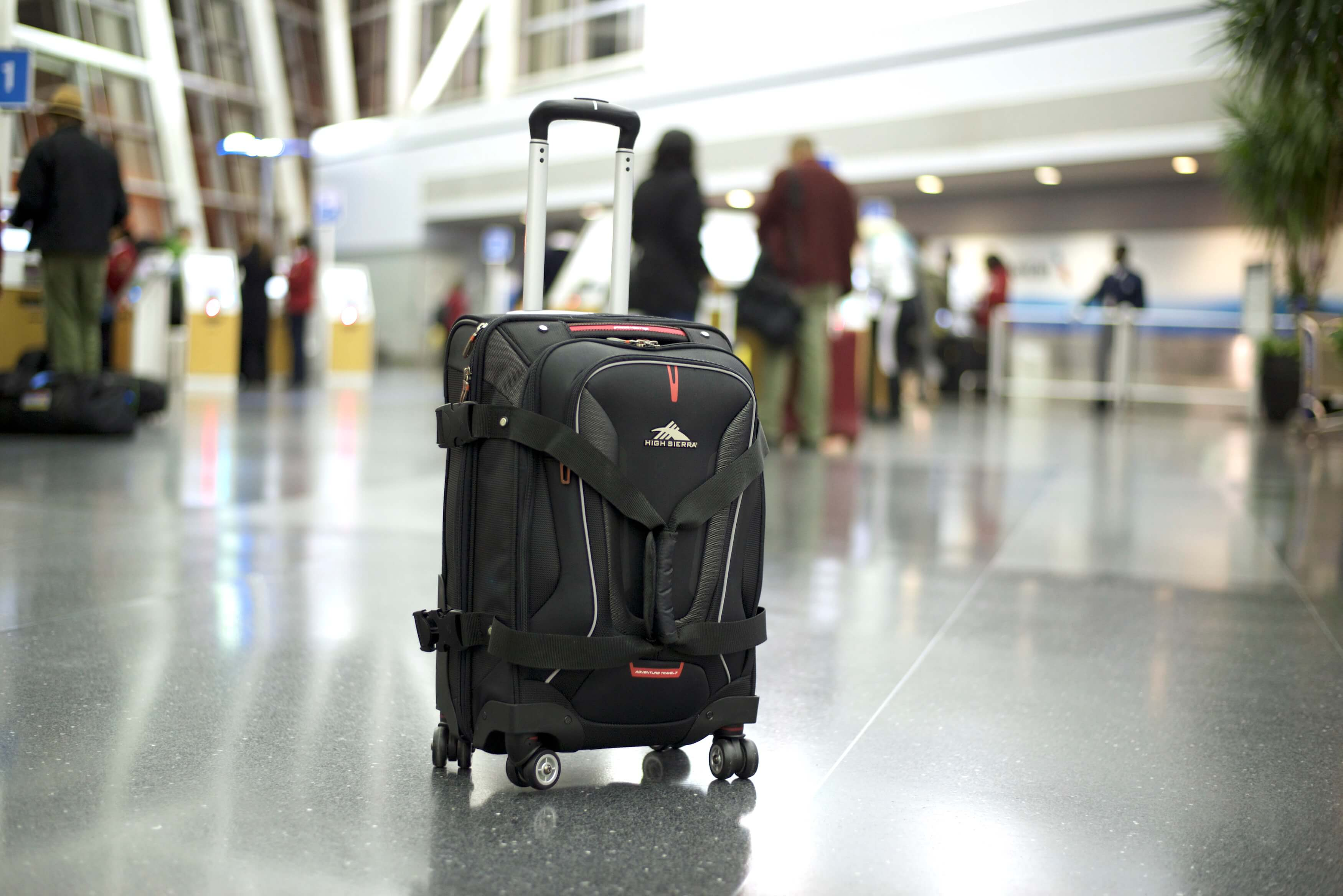 High Sierra luggage review