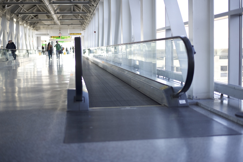 Travelator aka Moving Walkway