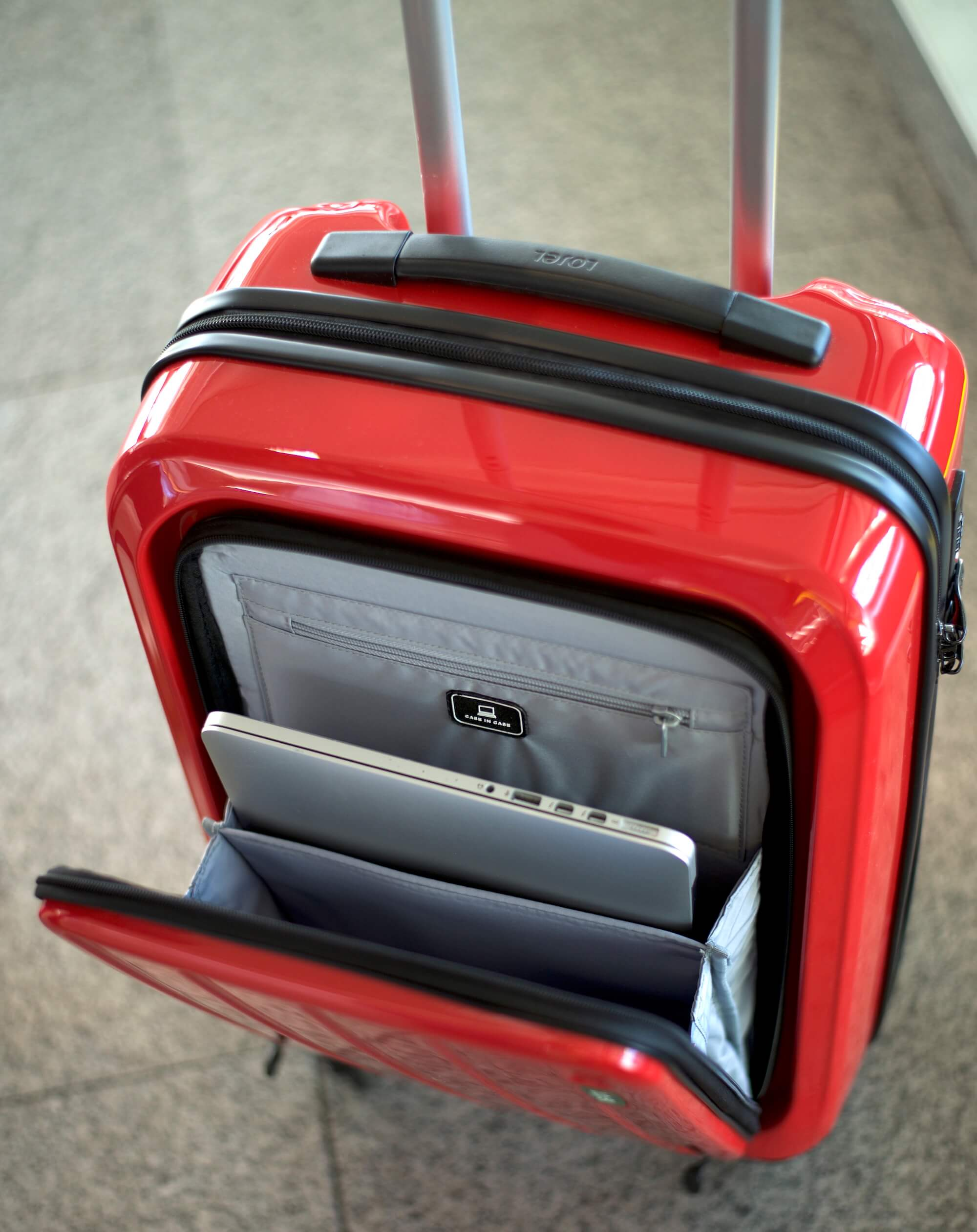lojel lucid luggage review thither