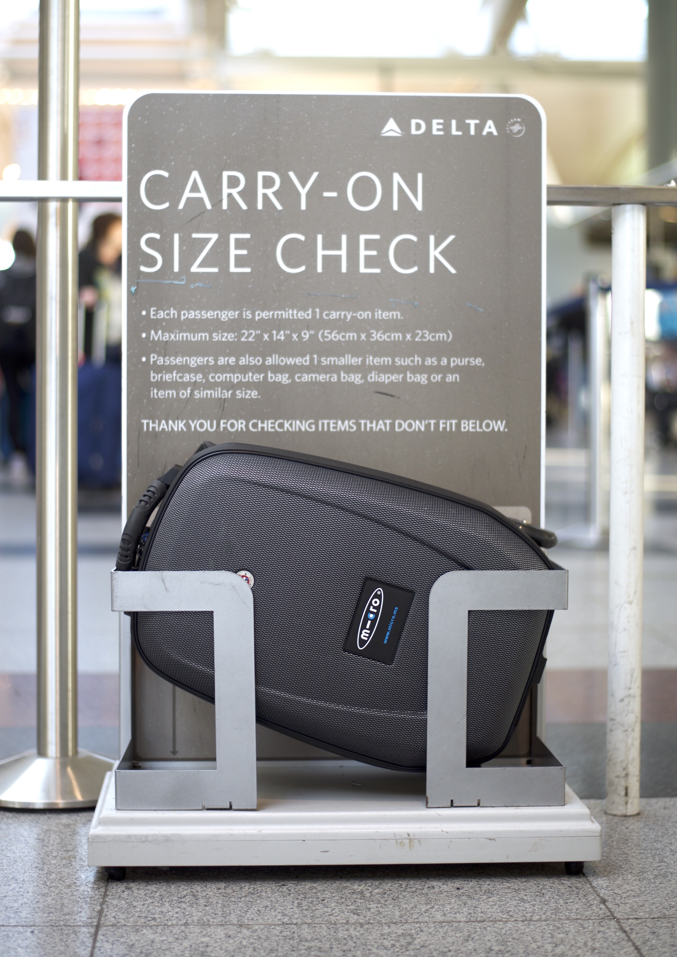 United Airlines Carry On Size Restrictions 2016